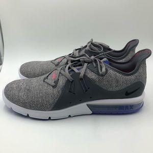 """Nike Shoes - Nike Air Max Sequent 3 """"Dark Grey/Moon Particle"""""""